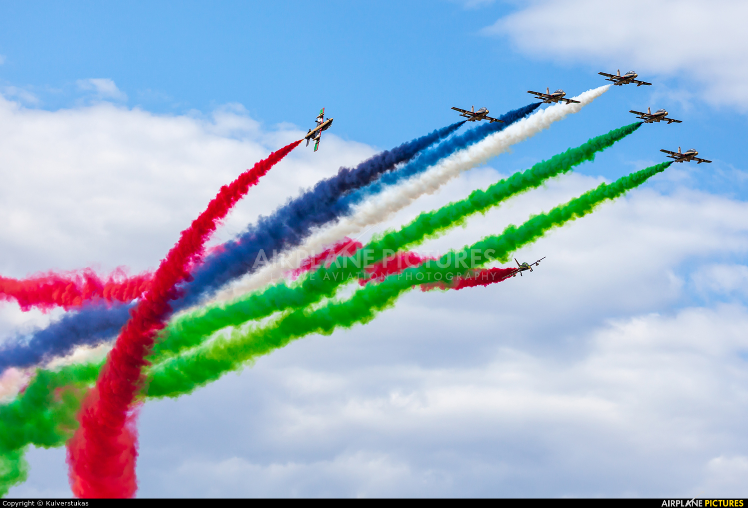 "United Arab Emirates - Air Force ""Al Fursan"" 430 aircraft at Ramenskoye - Zhukovsky"