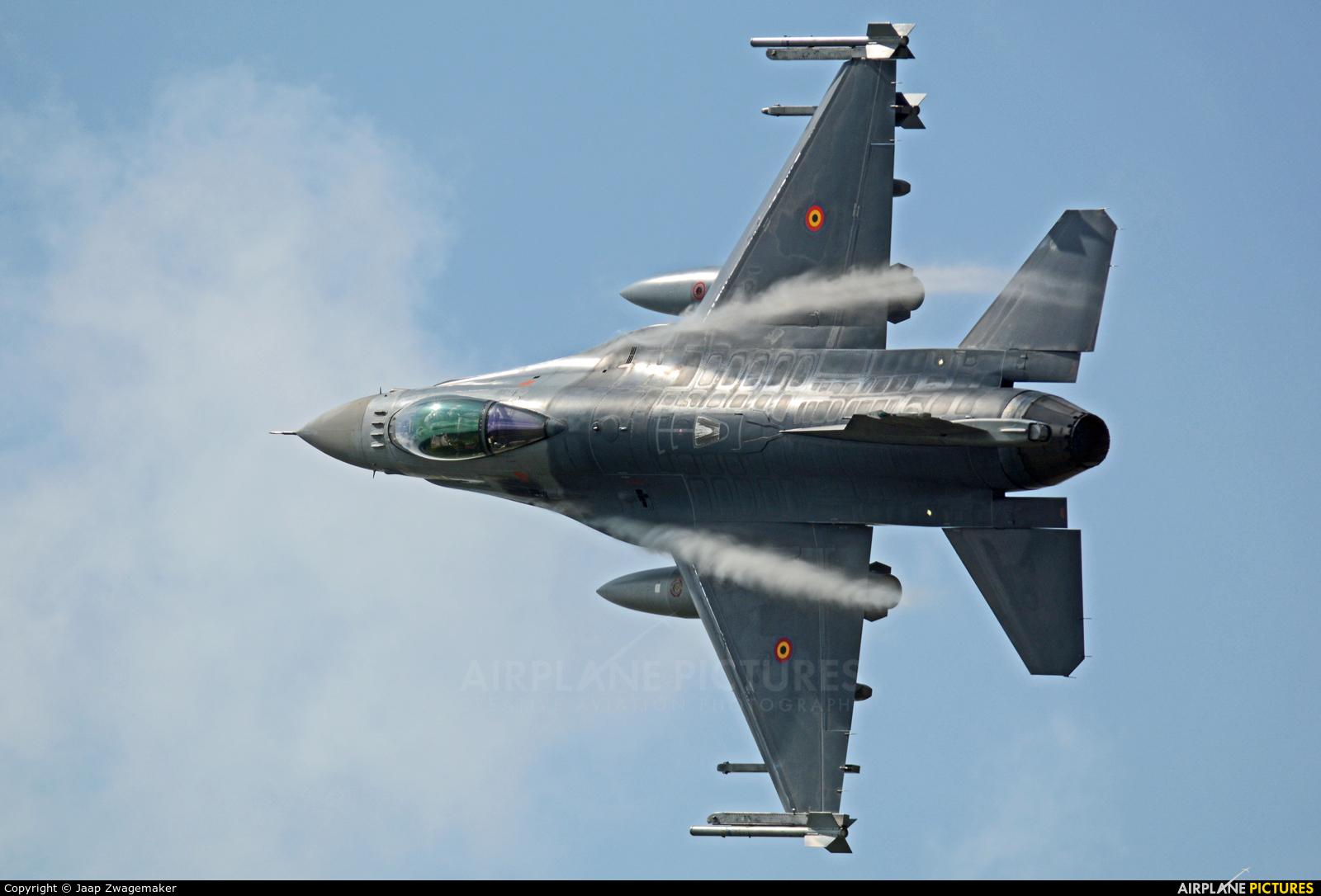 Belgium - Air Force FA-135 aircraft at Florennes