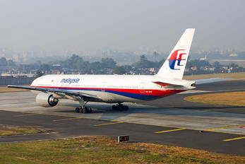 9M-MRF - Malaysia Airlines Boeing 777-200ER