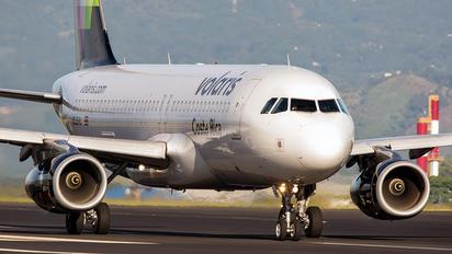 N526VL - Volaris Airbus A320