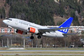 LN-RCT - SAS - Scandinavian Airlines Boeing 737-600