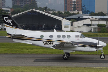 N825P - Private Beechcraft C90GTi King Air