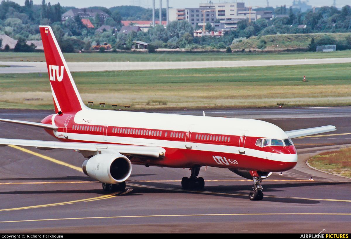 LTU SUD D-AMUU aircraft at Düsseldorf