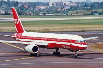 D-AMUU - LTU SUD Boeing 757-200