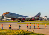 EI-XLD - Rossiya Boeing 747-400 aircraft