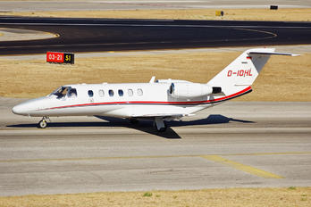 D-IOHL - Private Cessna 525 CitationJet