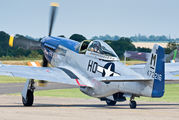 G-BIXL - Private North American P-51D Mustang aircraft