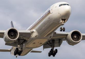 9V-SWV - Singapore Airlines Boeing 777-300ER