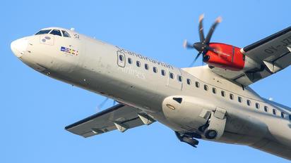 OY-JZE - SAS - Scandinavian Airlines ATR 72 (all models)