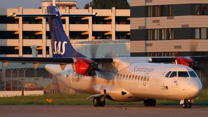 OY-JZF - SAS - Scandinavian Airlines ATR 72 (all models)