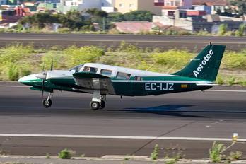 EC-IJZ - Aerotec Flight Training Piper PA-34 Seneca