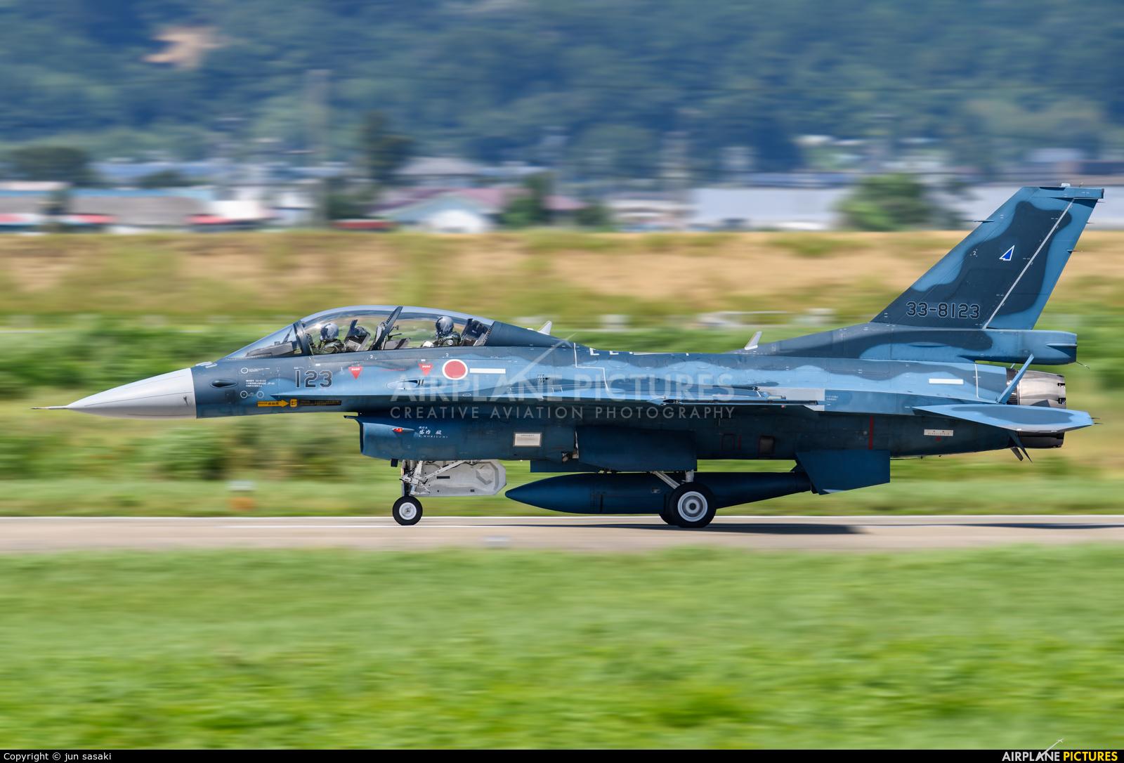 Japan - Air Self Defence Force 33-8123 aircraft at Matsushima AB