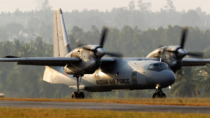 K2704 - India - Air Force Antonov An-32 (all models)