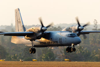 K2720 - India - Air Force Antonov An-32 (all models)