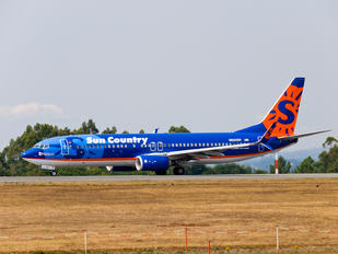 N820SY - Sun Country Airlines Boeing 737-800