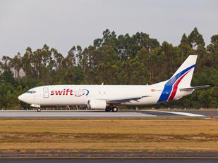 EC-MIE - Swiftair Boeing 737-400F