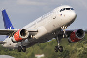 OY-KAY - SAS - Scandinavian Airlines Airbus A320 aircraft