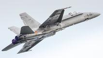 C15-26 - Spain - Air Force McDonnell Douglas F/A-18A Hornet aircraft