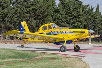 CC-CNX - FAASA Aviación Air Tractor AT-802