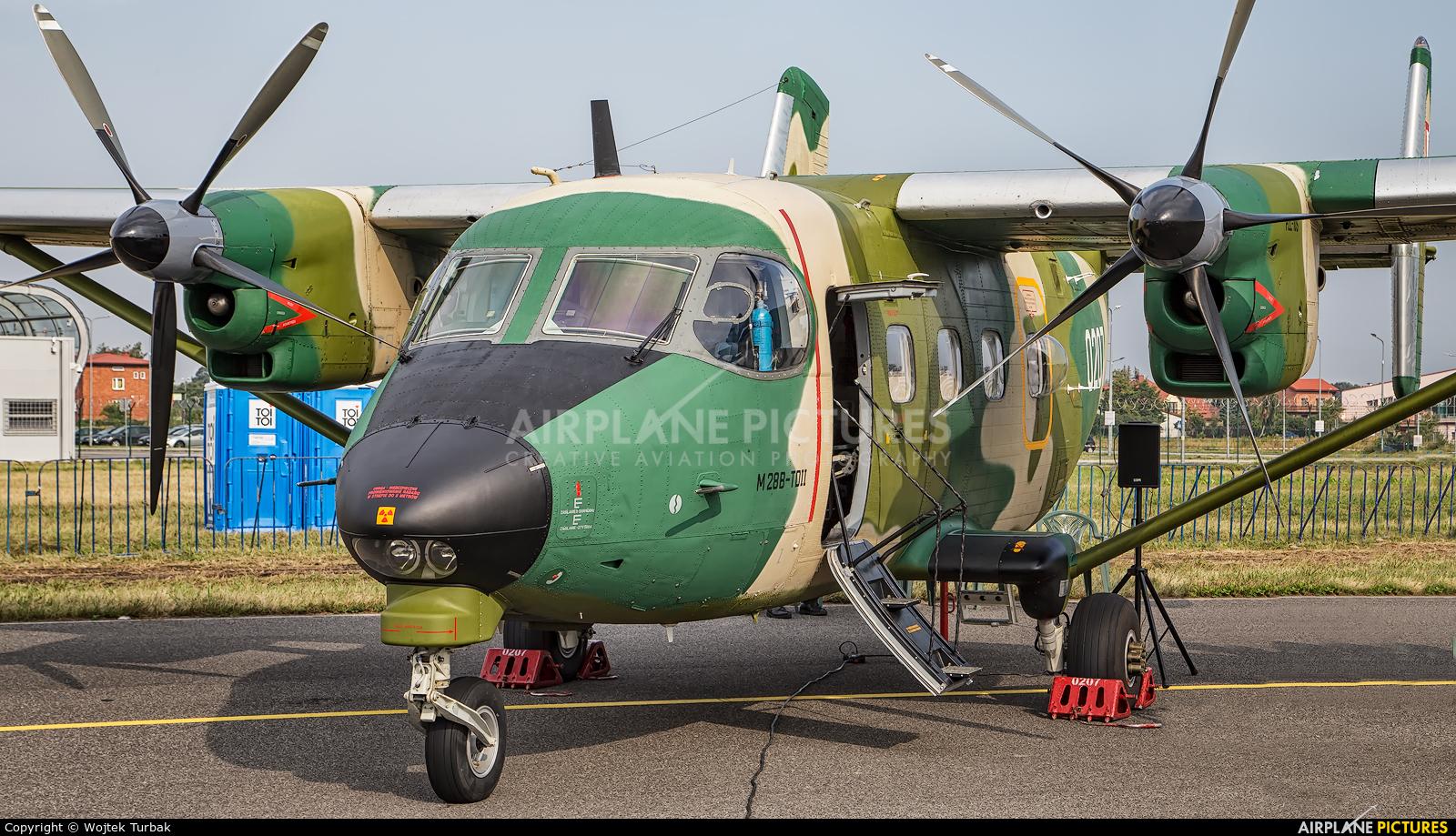 Poland - Air Force 0207 aircraft at Radom - Sadków