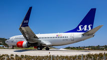 LN-TUK - SAS - Scandinavian Airlines Boeing 737-700 aircraft