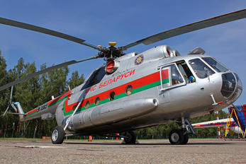 EW-358EP - Belarus - Ministry for Emergency Situations Mil Mi-8T