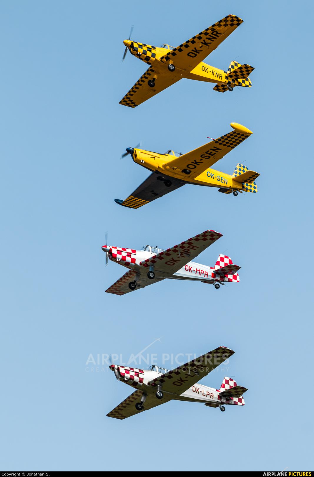 Aeroklub Czech Republic OK-MPR aircraft at Krems-Langenlois
