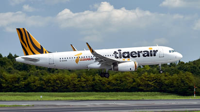 B-50016 - Tigerair Taiwan Airbus A320