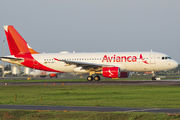 PR-AVP - Avianca Brasil Airbus A320 aircraft