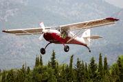 EC-GH1 - Private EuroFOX Microlight aircraft