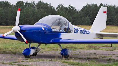 OK-HUR23 - Private Evektor-Aerotechnik EV-97 Eurostar