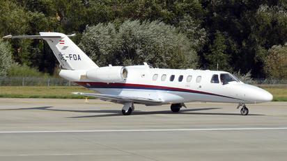 OE-FOA - Private Cessna 525A Citation CJ2