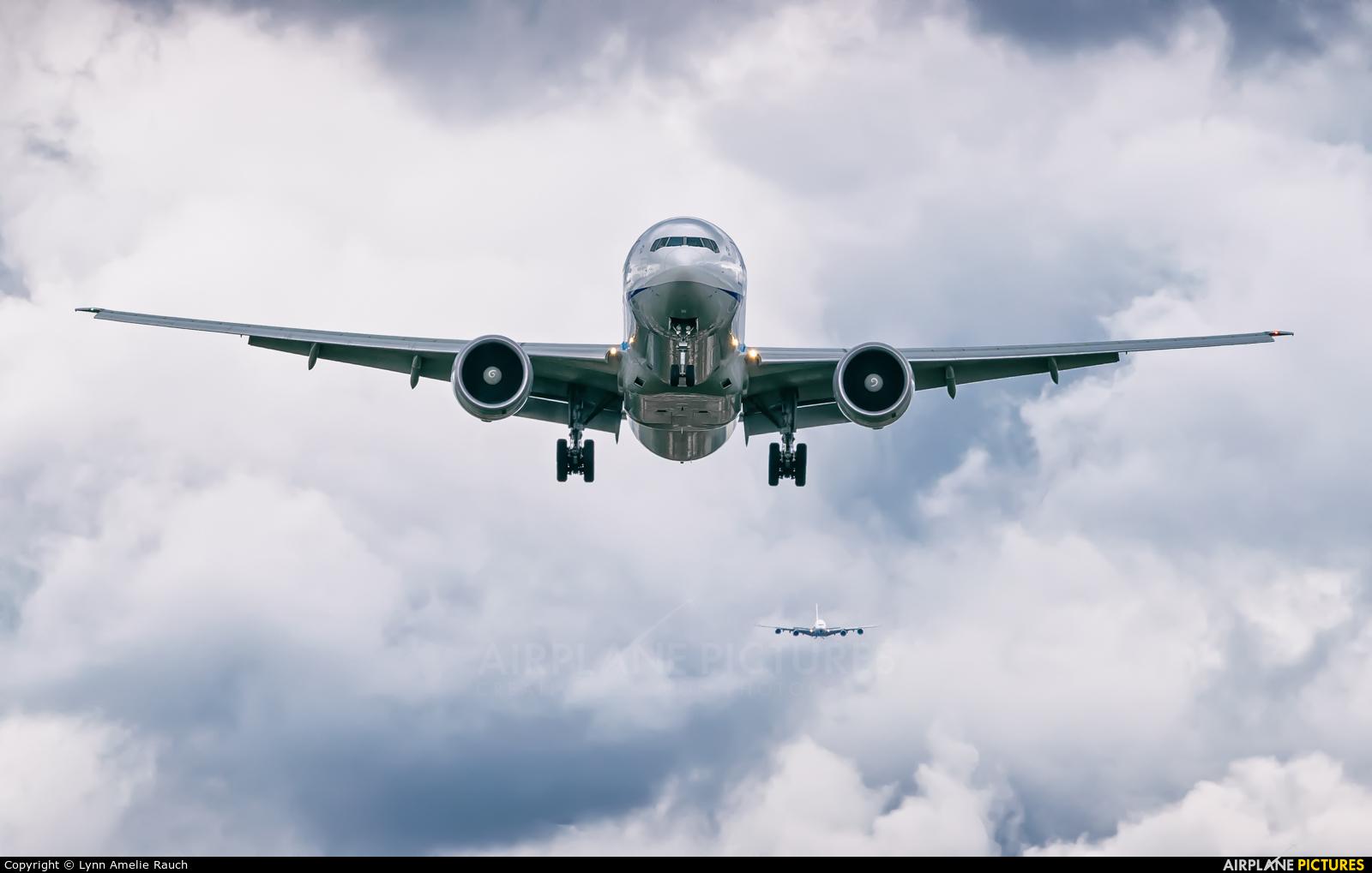 ANA - All Nippon Airways JA784A aircraft at London - Heathrow