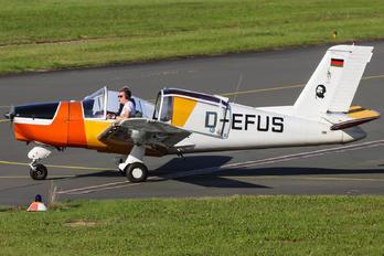 D-EFUS - Private Morane Saulnier 880B Rallye 100T