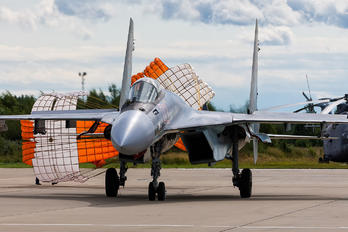RF-95242 - Russia - Air Force Sukhoi Su-35