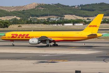 G-BMRH - DHL Cargo Boeing 757-200F