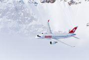 HB-JBB - Swiss Bombardier CS100 aircraft