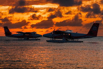 8Q-MBA - Trans Maldivian Airways - TMA de Havilland Canada DHC-6 Twin Otter