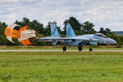RF-81746 - Russia - Air Force Sukhoi Su-35 aircraft