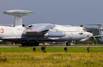RF-50608 - Russia - Air Force Beriev A-50 (all models)