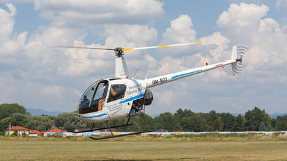 OM-RZZ - Private Robinson R22