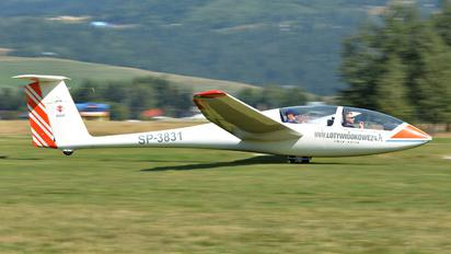 SP-3831 - Aeroklub Nowy Targ Grob G103 Twin Astir