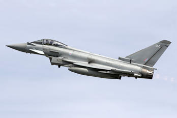 ZJ950 - Royal Air Force Eurofighter Typhoon FGR.4