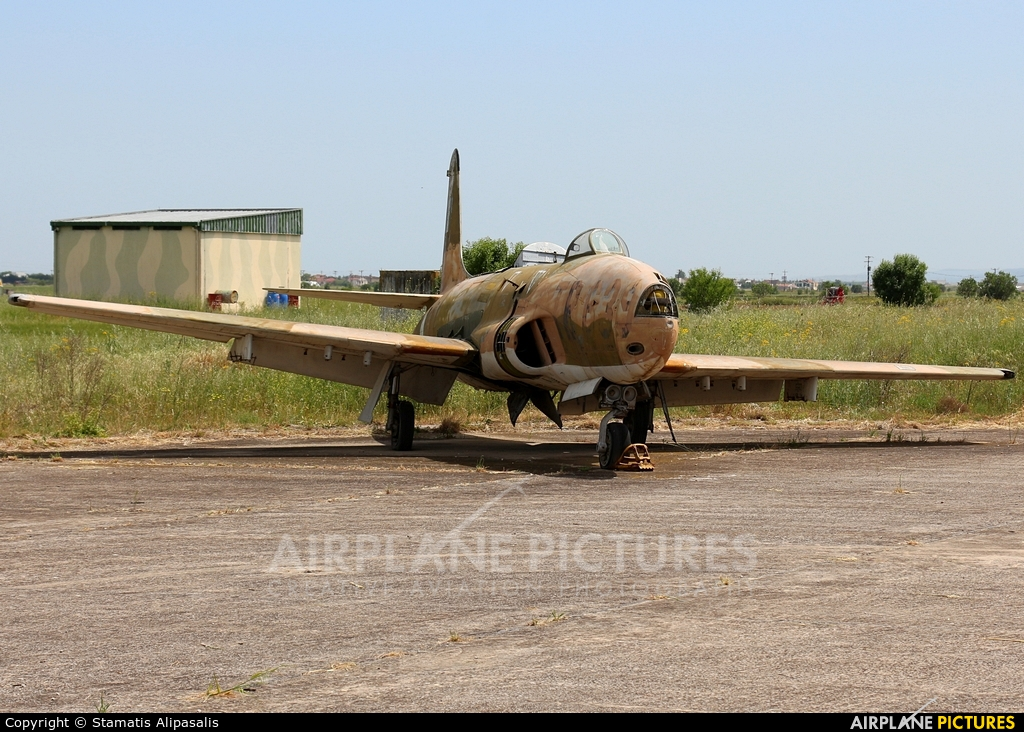 Greece - Hellenic Air Force 58639 aircraft at Larissa