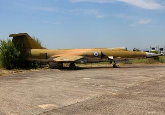 12601 - Greece - Hellenic Air Force Lockheed F-104G Starfighter