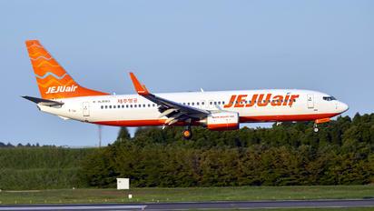 HL8063 - Jeju Air Boeing 737-800