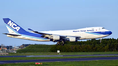 JA05KZ - Nippon Cargo Airlines Boeing 747-400F, ERF