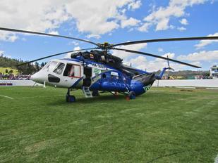 HK5080 - Helistar Colombia Mil Mi-171