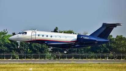 N712EA - Wells Fargo Bank Northwest Embraer EMB-550 Legacy 500