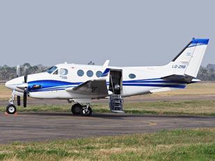 LQ-ZRB - Argentina - Government Beechcraft 90 King Air